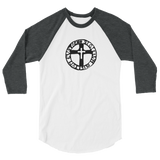 Knights of saint Eustace 3/4 sleeve raglan shirt