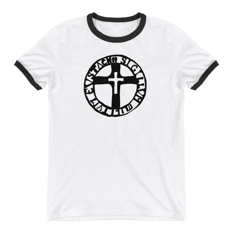 The Seal of the Soldiers of Eustace - Ringer T-Shirt
