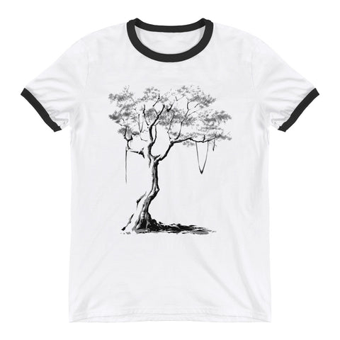Tree Ringer T-Shirt