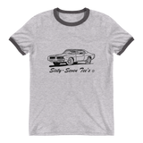 1967 Dodge Charger - Ringer T-Shirt