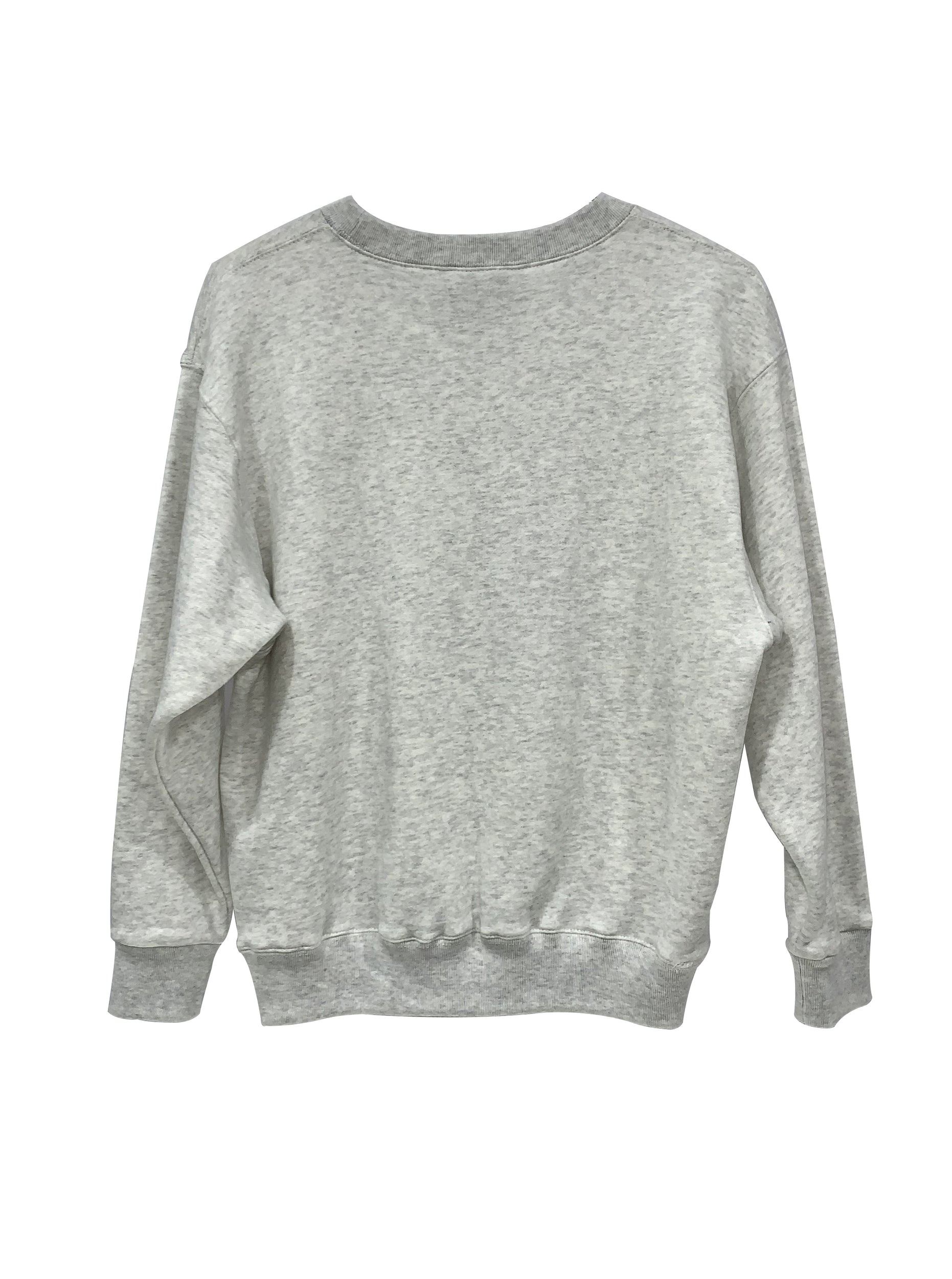 Enjoy Crew Neck (Grey)