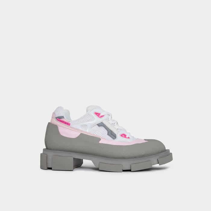Gao Runner (Grey/Pink) Shoes BOTH - NOLM - Clothes Online - nolmau.com - Sydney-Australia Online Shopping