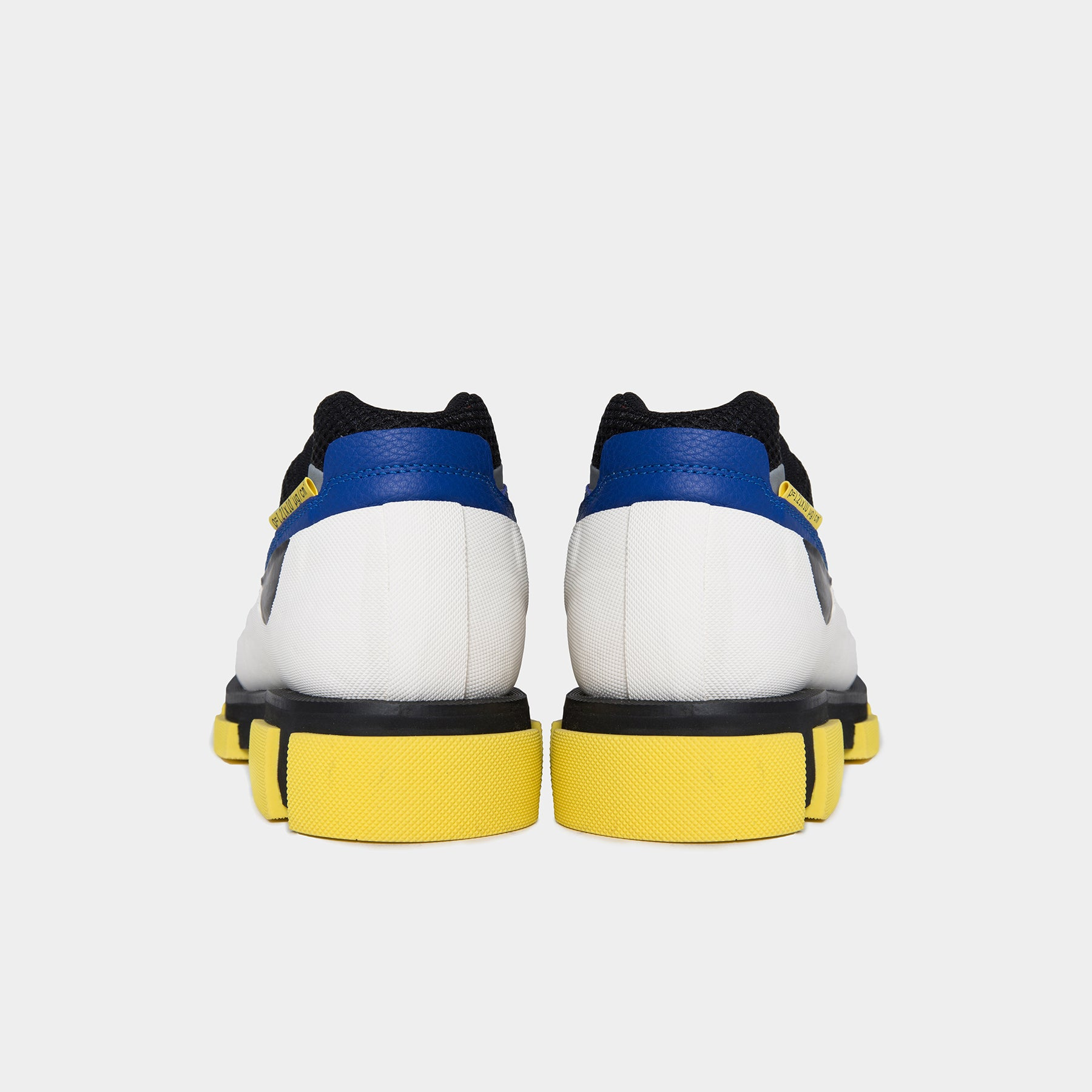 Gao Runner (White/Yellow) Shoes BOTH - NOLM - Clothes Online - nolmau.com - Sydney-Australia Online Shopping