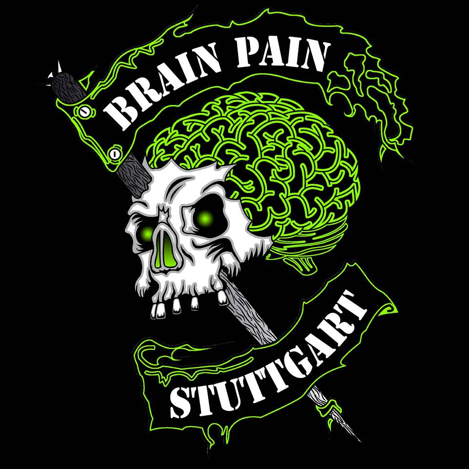 Paintball in Stuttgart - Brain Pain Stuttgart supported by Tones Paintballstore