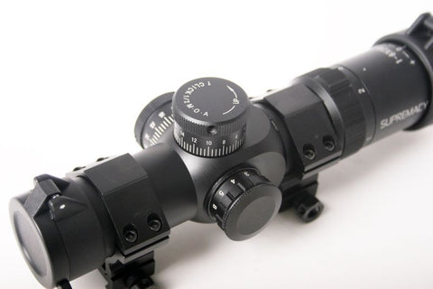 Carmatech Engineering Supremacy Scope - Zielfernrohr schwarz
