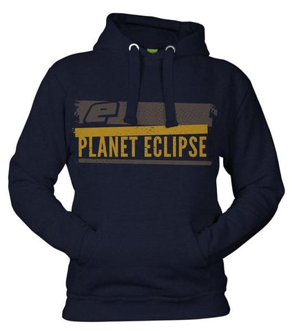 Neu: Planet Eclipse Paintball Hoodie - Kapuzenpullover - Derail