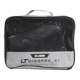 Neu: HK Army LT Diggerz_X1 - Low Top Cleats Paintballschuhe black / grey