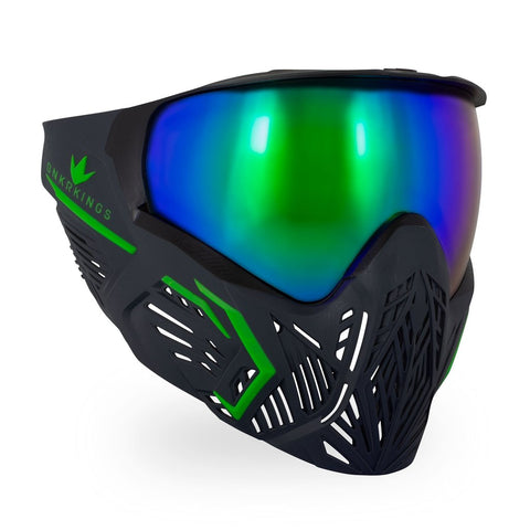Bunker Kings CMD Goggles Black Editions / neue Paintballmasken in schwarz