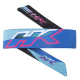 HK Army Retro Headband Edge Blue / Pink