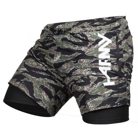 HK Army Field - Athletex Shorts - Training Shorts - Tiger