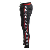 HK Army Track Jogger Pants - OG SKull red