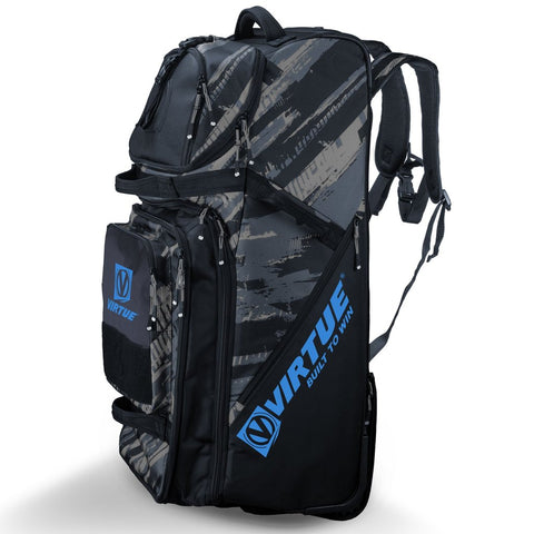 Virtue High Roller V4 Gearbag Paintball Tasche - Graphic black