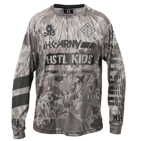 HK Army Long Sleeve Dry Fit Shirt Hostile camo