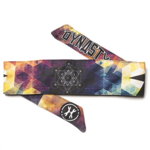 HK Army Headband Oli Land Dynamism Dynasty Signature Series
