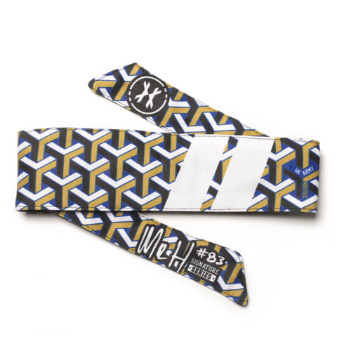 HK Army Headband Mr H Stahk navy