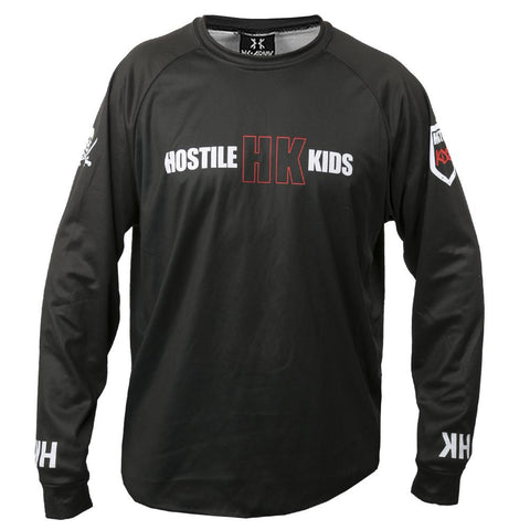 HK Army Long Sleeve Dry Fit Shirt OG Series black