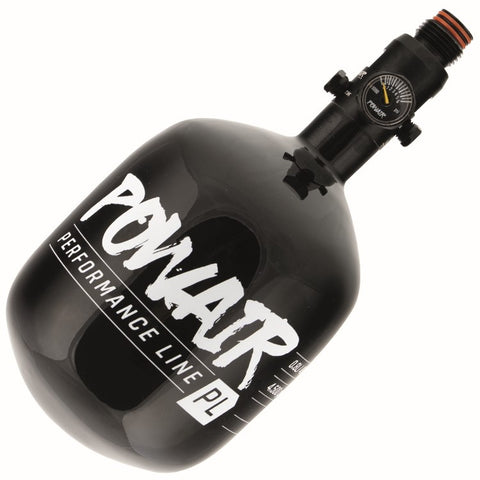 PowAir Performance Line Paintball HP System - 0,8 Liter / 300 Bar Luftflasche