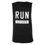 HK Army Mr H Run Cities Tank Top