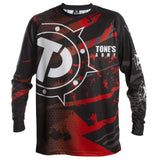 HK Army / Tones Paintballstore Dry Fit Long Sleeve - Training Shirt