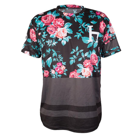HK Army Dry Fit Tee Shirt Tropics