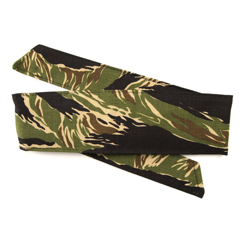 HK Army Headband Woodland tiger stripe