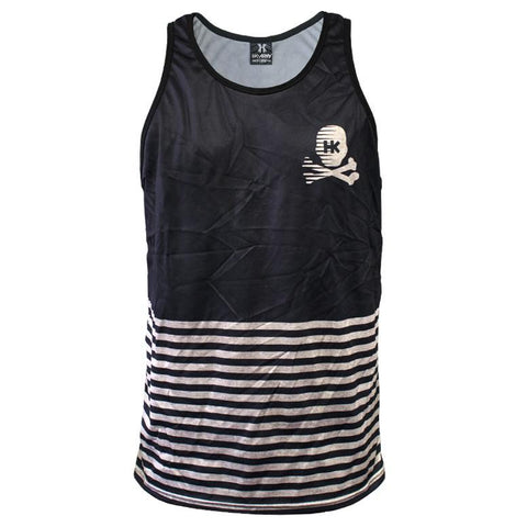 HK Army Stone Mr H DryFit Tank Top