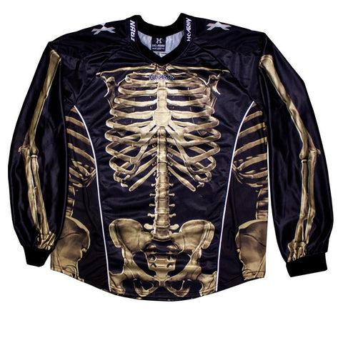 HK Army Halloween Edition Jersey Skeletor