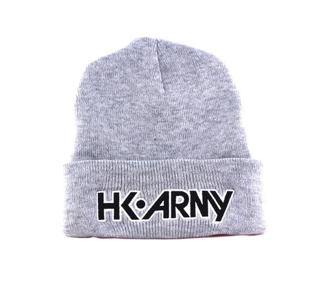 HK Army Typeface Beanies
