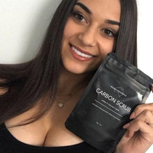CARBON SCRUB ACTIVATED CHARCOAL TEETH WHITENING POWDER POLISH AUSTRALIAN INDIGENOUS WHITE TEETH TOOTH