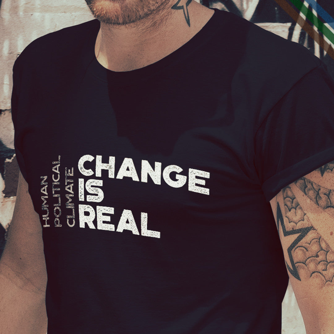 New Design - Change is Real
