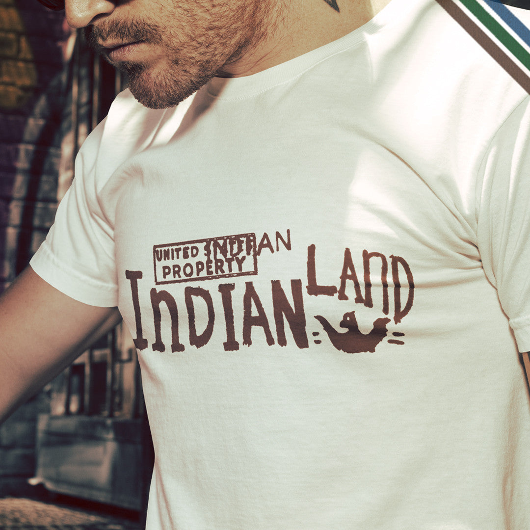 New Design - This Land is Indian Land