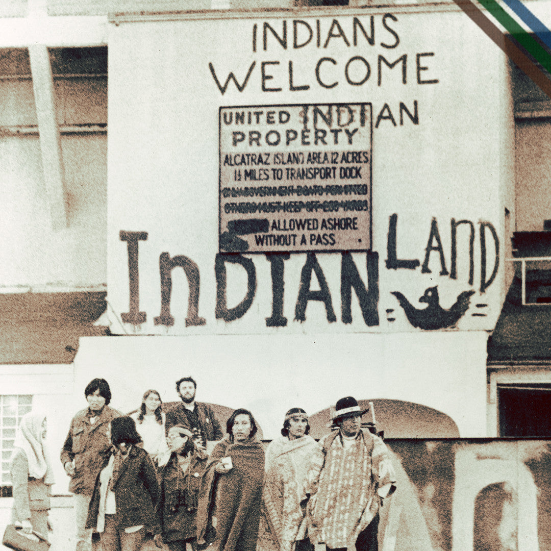 Indian Land - Occupation of Alcatraz