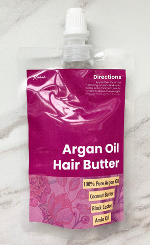 Argan Oil Hair Butter