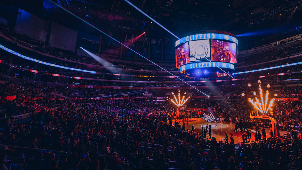 LA Clippers Staples Center