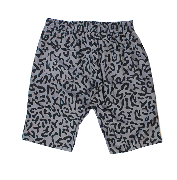 7080 CAMO BOTTOM - GREY - KORE LIMITED