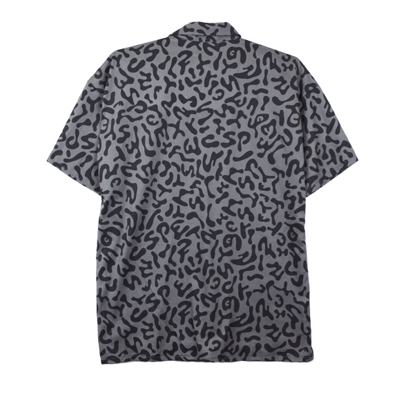 7080 CAMO TOP - GREY - KORE LIMITED