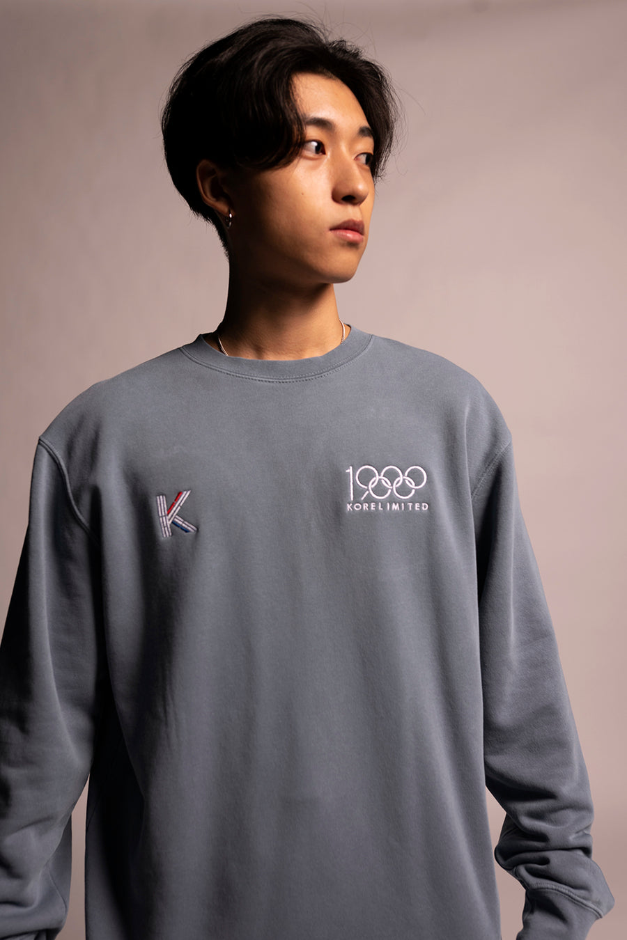 LA TO SEOUL V2 CREWNECK (BLACK)