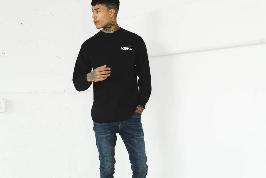 STAMP LONG SLEEVE