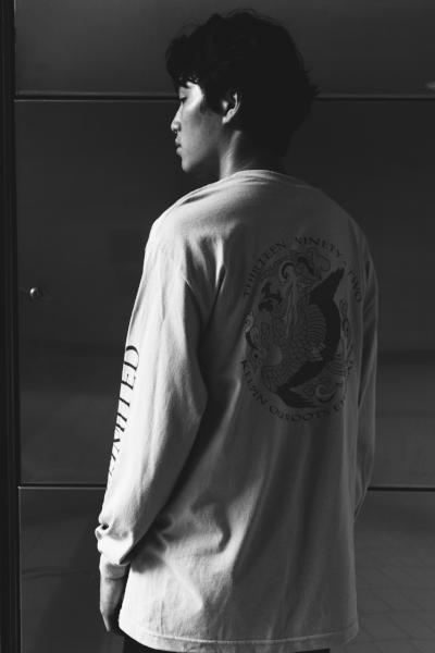 GORYEO LONG SLEEVE (WHITE)