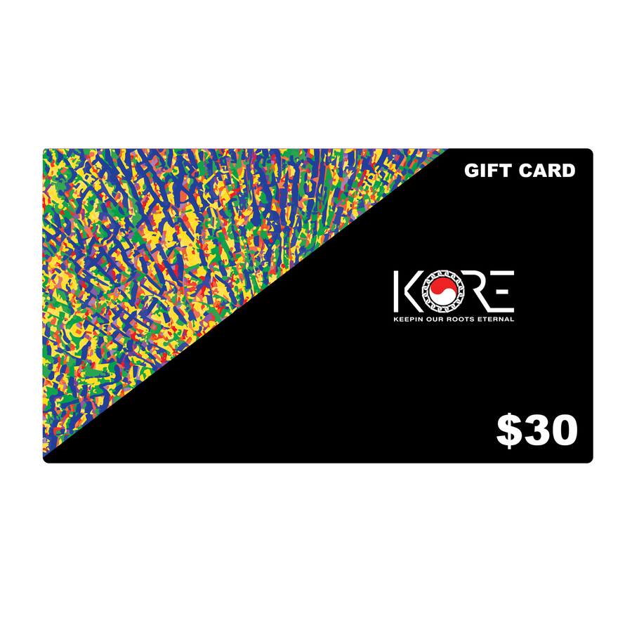 KORELIMITED E-GIFT CARD
