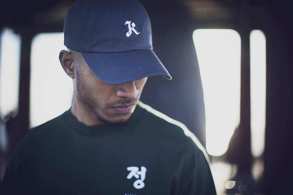 KLASSIC K DAD HAT - KORE LIMITED