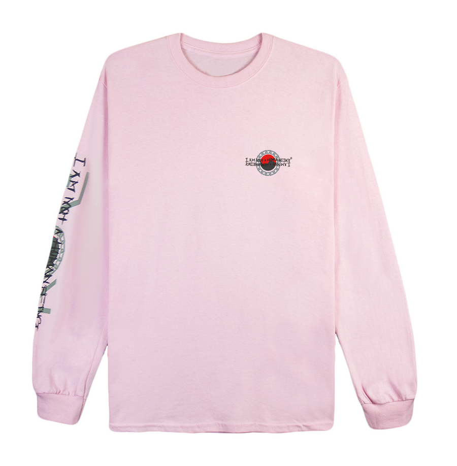 HUMANBEING LONG SLEEVE (PINK)