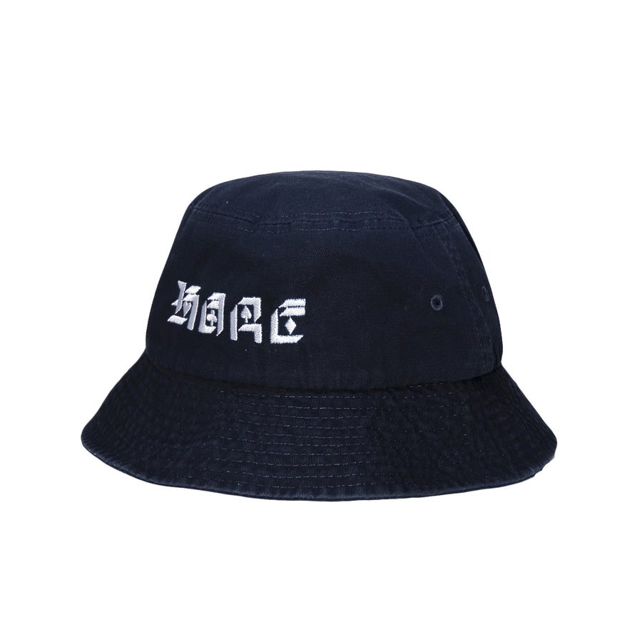 SUITS BUCKET HAT (NAVY)