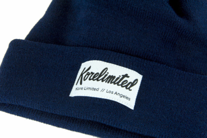 KORELIMITED BEANIE WITH POM