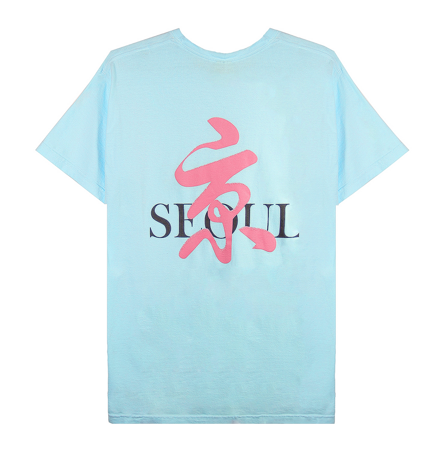 IMPERIAL SEOUL TEE (LIGHT BLUE)