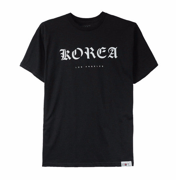 KOREA | LOS ANGELES TEE