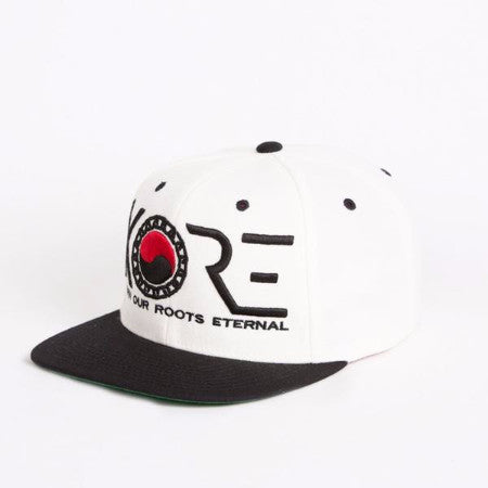 KORE SIGNATURE SNAPBACK (TWO TONES)