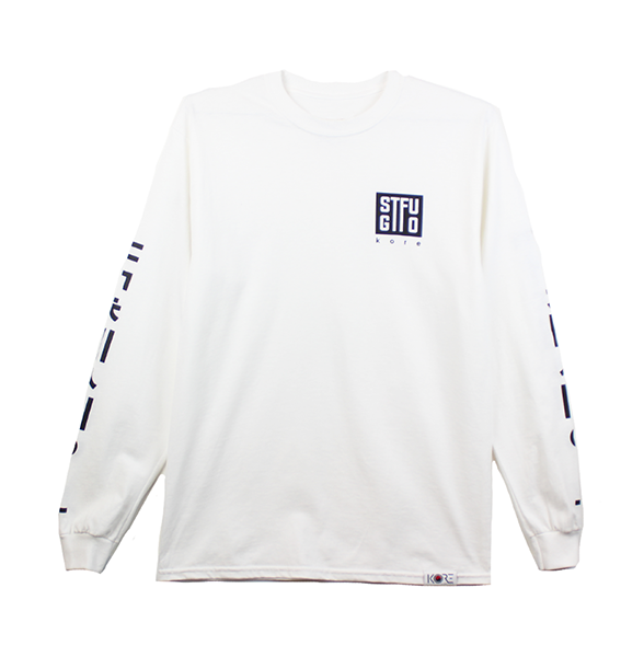 GTFO LONG SLEEVE (LIMITED EDITION)