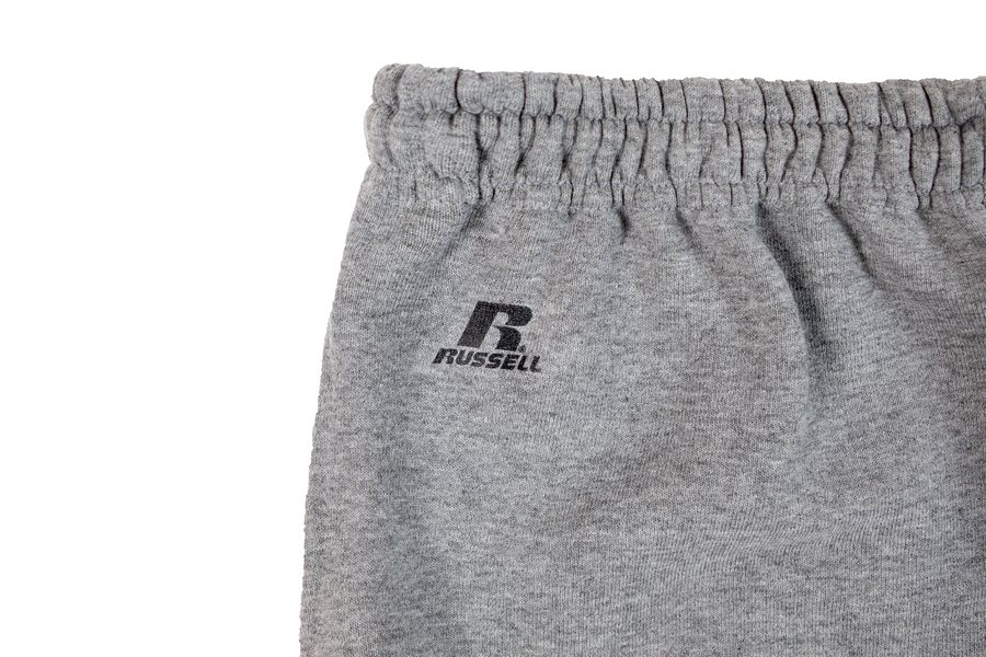 PURPLE STRIPES SWEATPANTS (GREY)