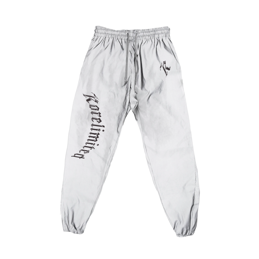 Reflective Korean apparel pants